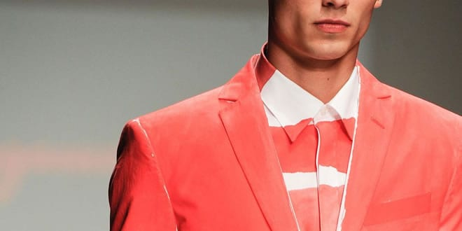 Salvatore Ferragamo SS13 Clothing Collection