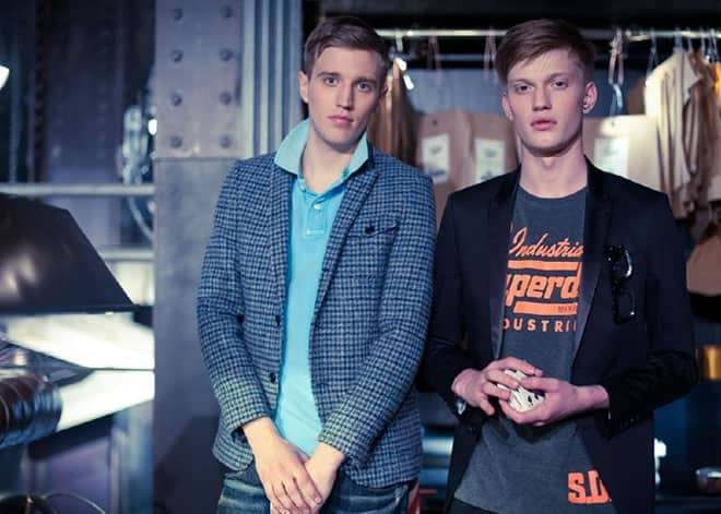 SUPERDRY + Timothy Everest - Sebiro Collection