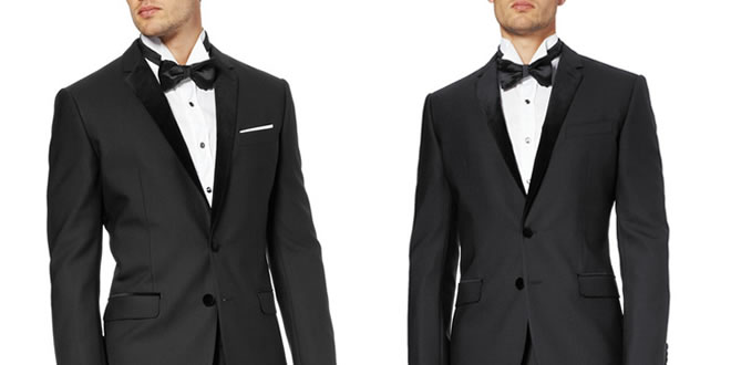 Dolce & Gabbana Tailored Wool-Blend Tuxedo