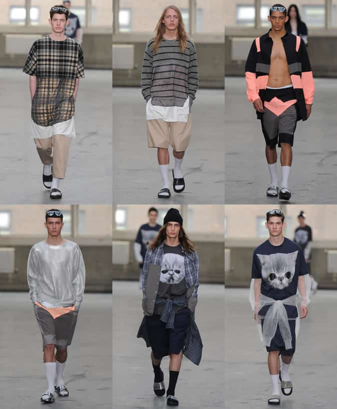 Shaun Samson SS13 Collection