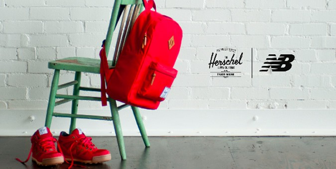 Herschel Supply x New Balance