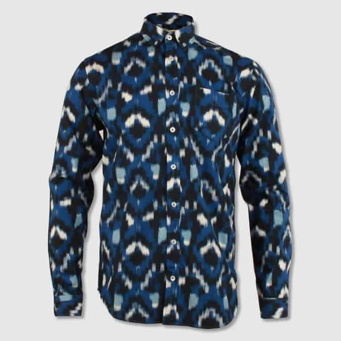 Libertine Libertine Hunter Shirt – Blue Illusion
