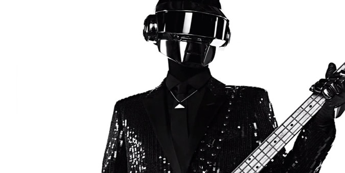 Daft Punk x Saint Laurent Paris