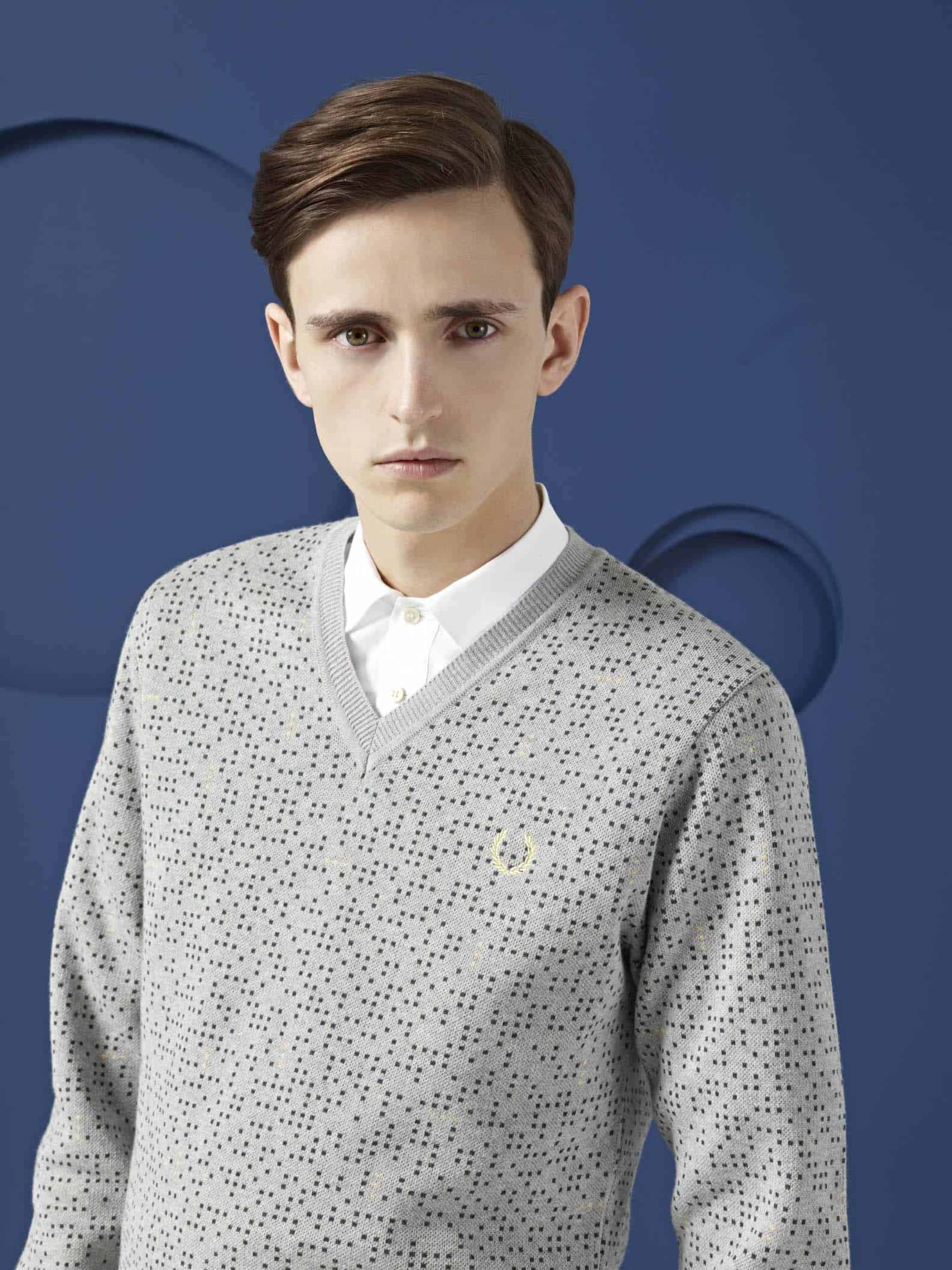 Fred Perry Laurel Wreath Menswear: The Spring /Summer 2013 Collection