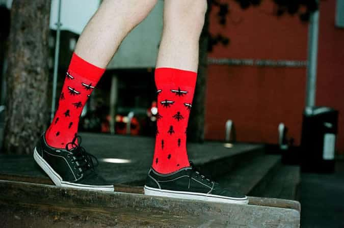 D.Lo SS13 Sock Collection