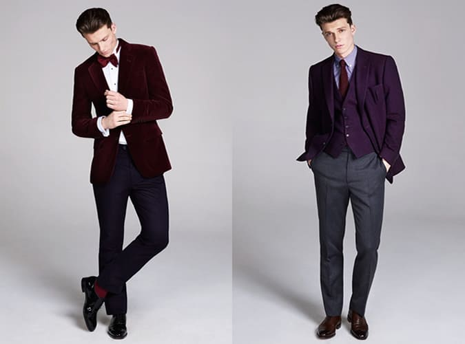 Gieves & Hawkes Autumn/Winter 2013 Collection