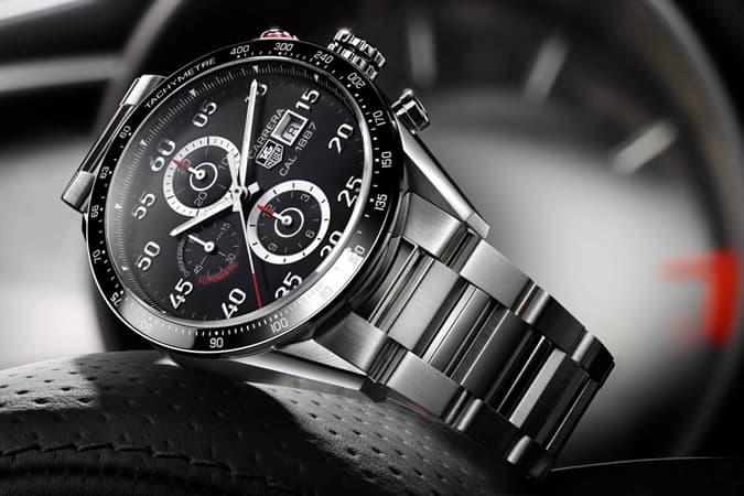 Men's Tag Heuer Carrera