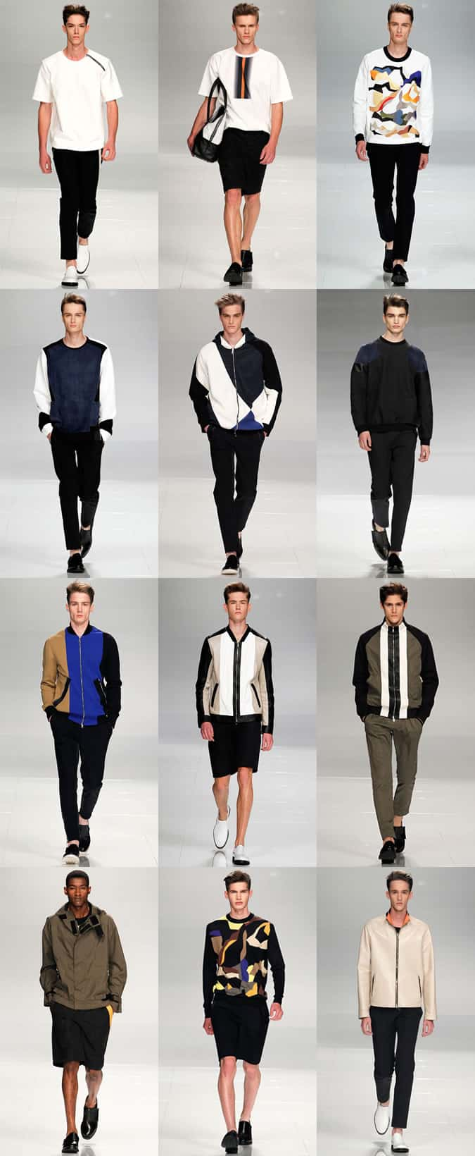 Iceberg SS14 - Milan Fashion Week