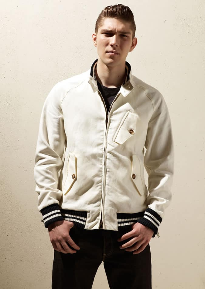 Baracuta Spring/Summer 2014 Collection