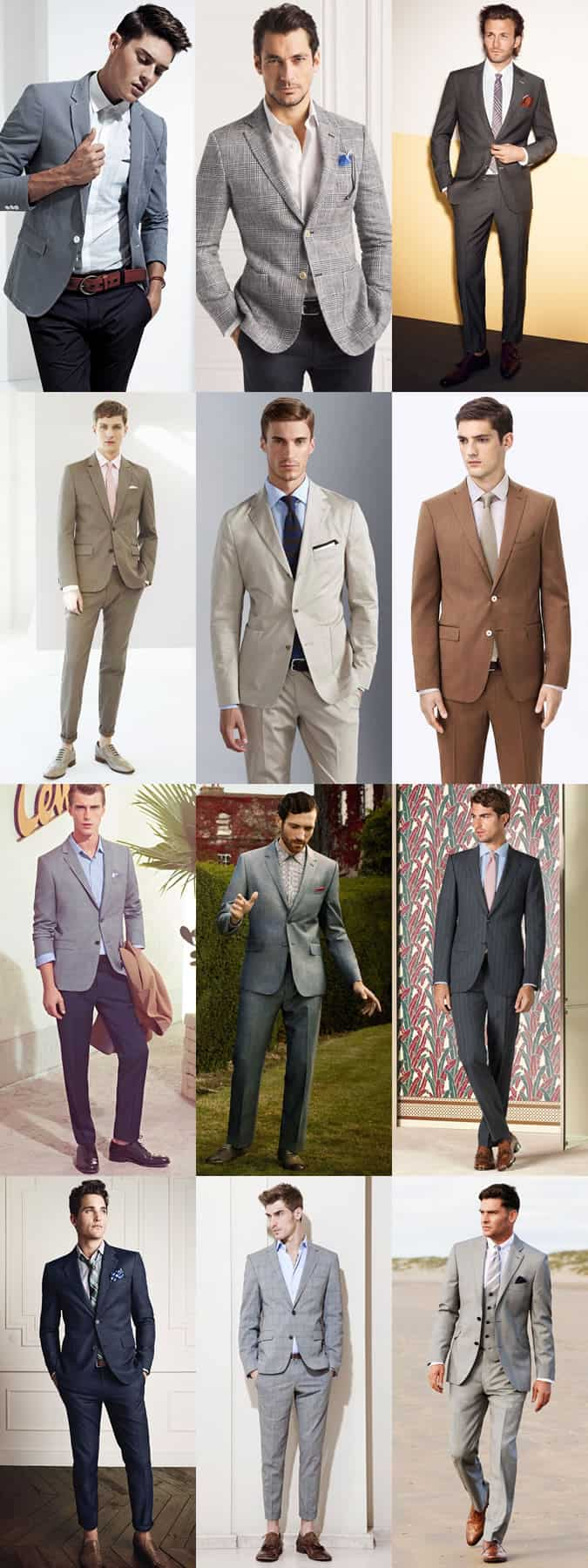Wedding Attire For Men.Dressing For A Summer Wedding Part 1 As A Guest Fashionbeans