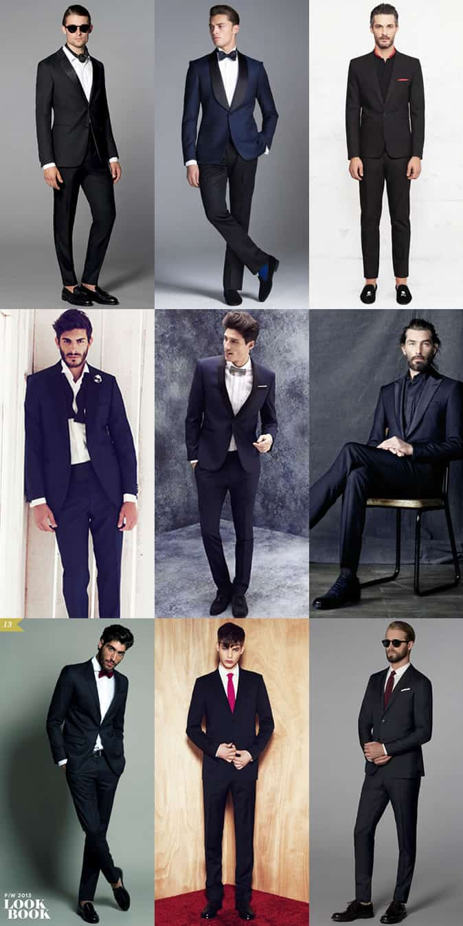 Men S Prom Ball Outfit Inspiration Fashionbeans