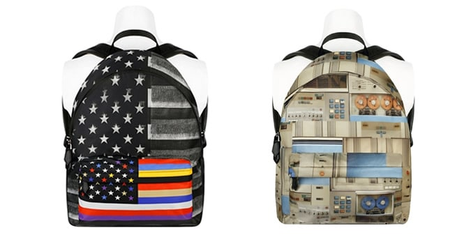 Men's Givenchy Accessories: SS14
