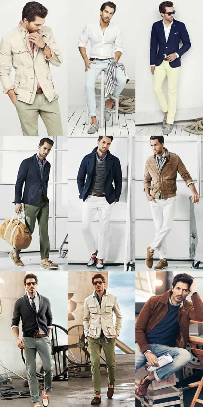 HE By Mango Recent Lookbooks