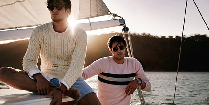 Men's Nautical Trend: SS13 Update