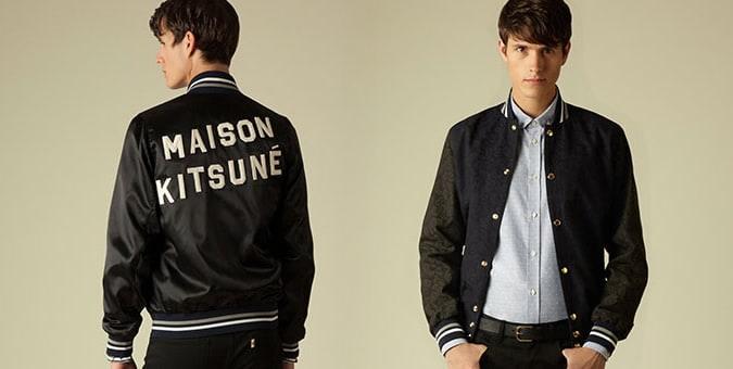 Maison Kitsuné Menswear: SS14 Collection