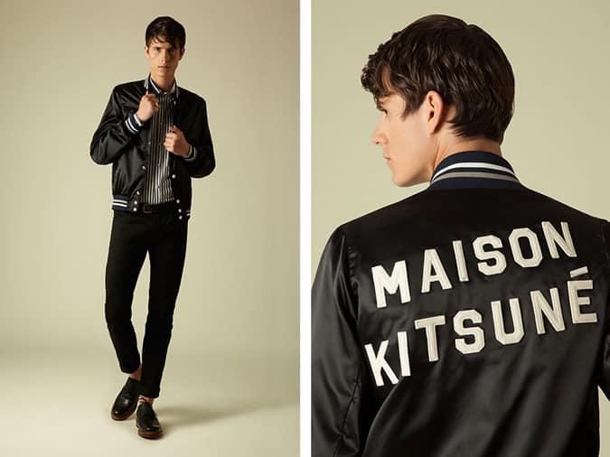 Maison Kitsuné SS14 Collection