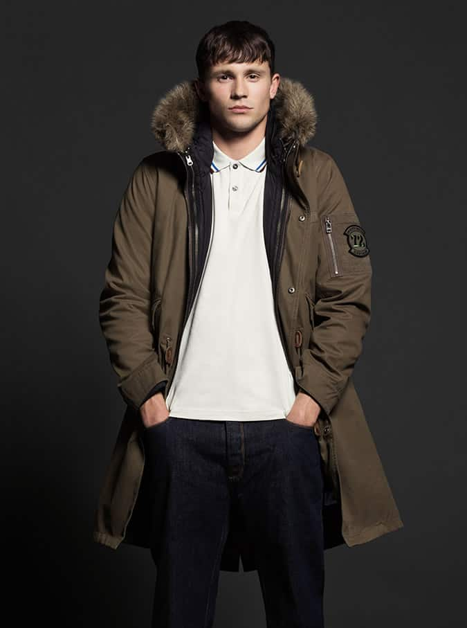 Pretty Green AW13 Collection