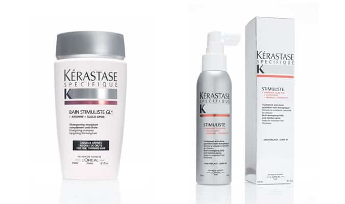 Kérastase Specifique Stimuliste Hair Care Products