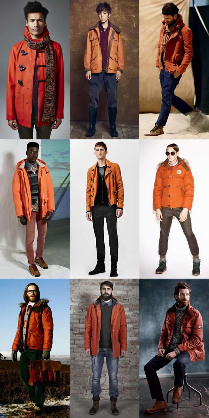 094cc32ab Men's Key AW13 Colour: Orange | FashionBeans