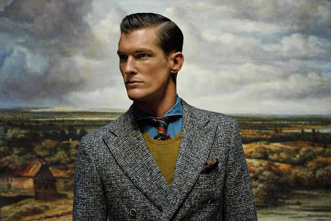 SuitSupply Autumn/Winter 2013 Campaign