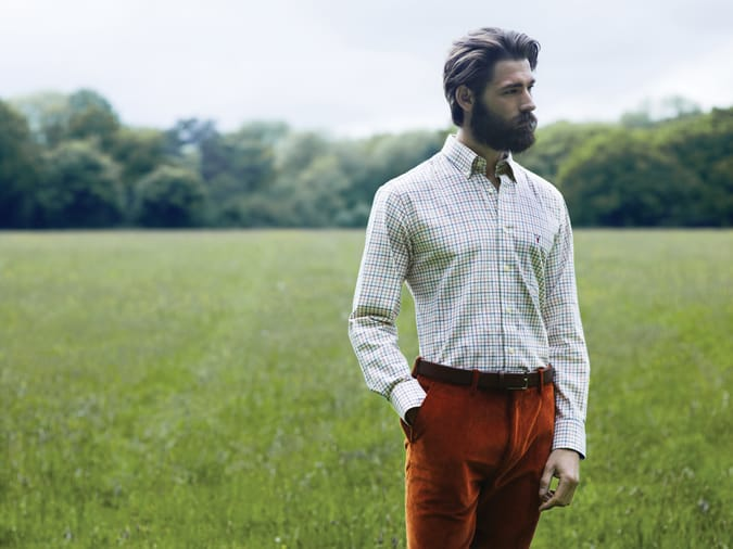 Viyella Menswear  - AW13 Collection