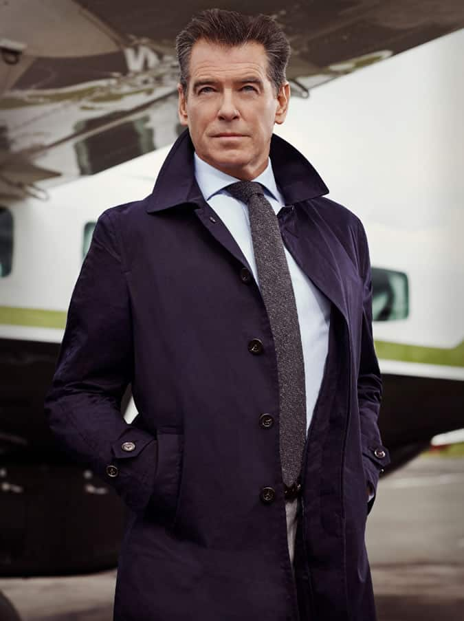 Hackett – AW13 Leading Man Campaign