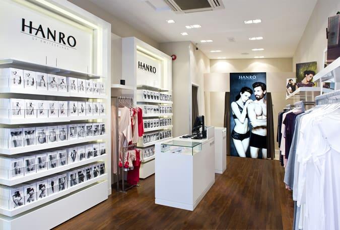 Hanro UK store