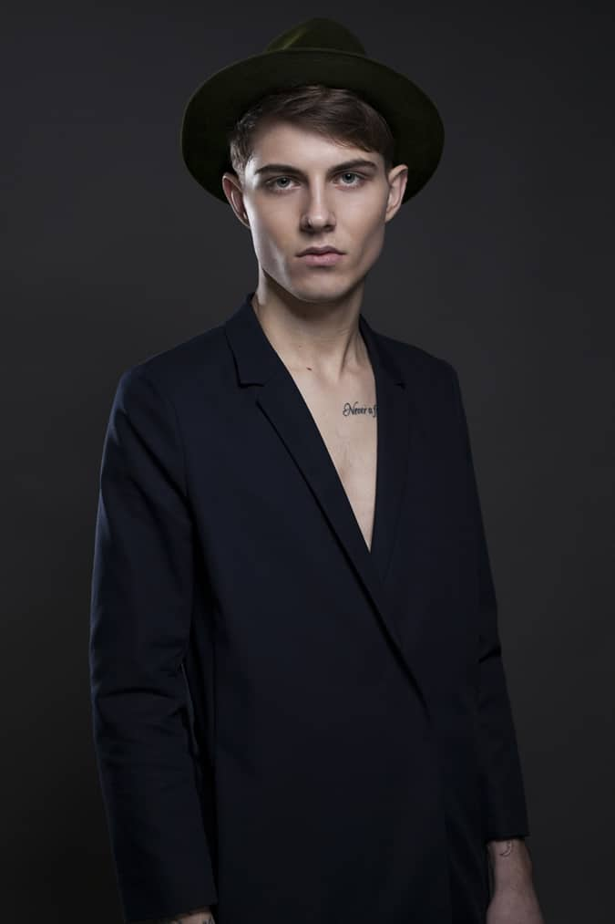 Lisa Lú Launches a Men's Fedora Collection