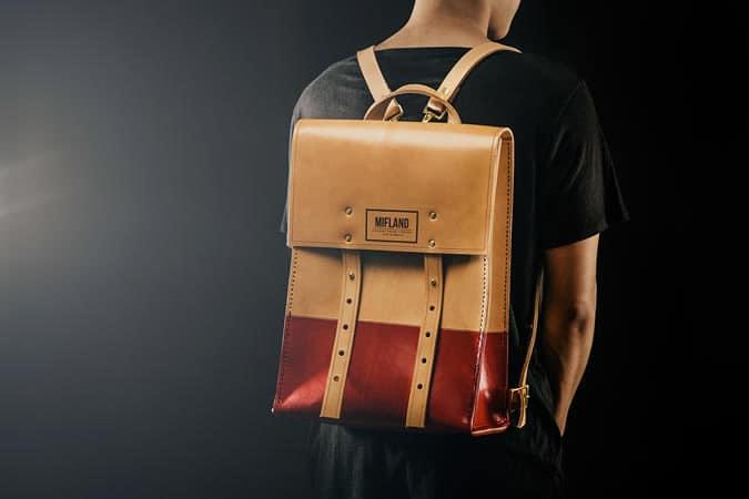 Mifland Leather Goods Autumn/Winter 2013 Lookbook