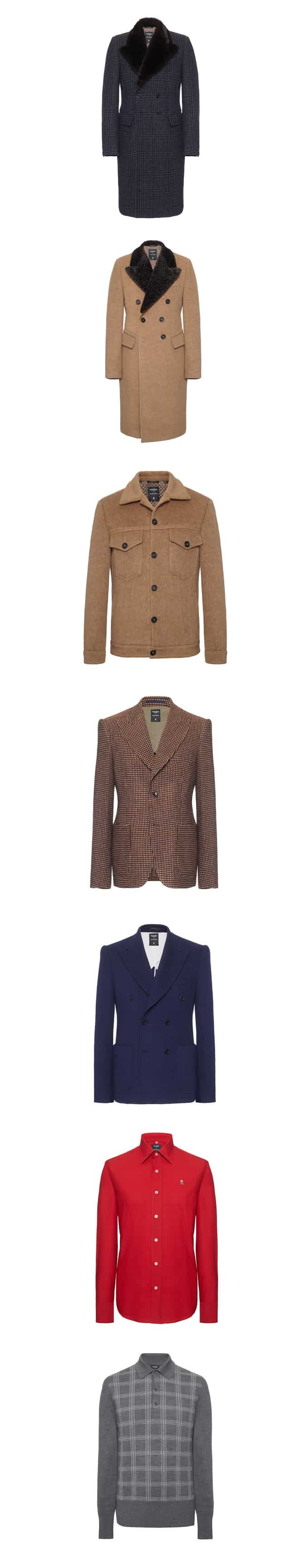 Nutters of Savile Row x Peter Werth Collection