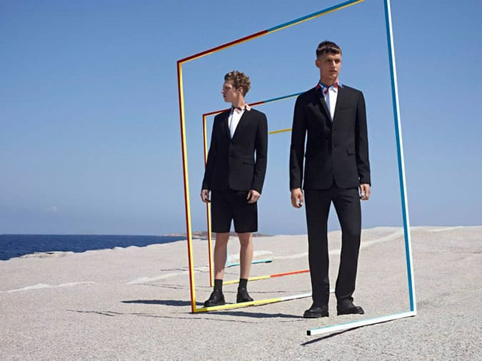 Dior Homme Spring 2014 Pre-Collection