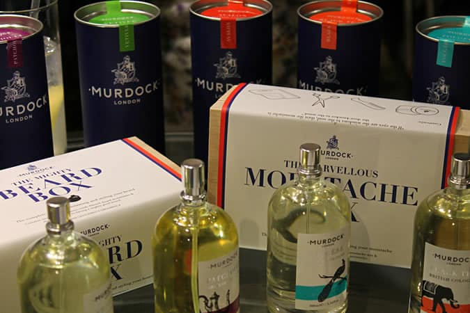 Murdock London Played a Big Part At Harvey Nichols' Movember Launch Party