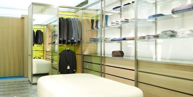 Richard James Revamps Savile Row Flagship