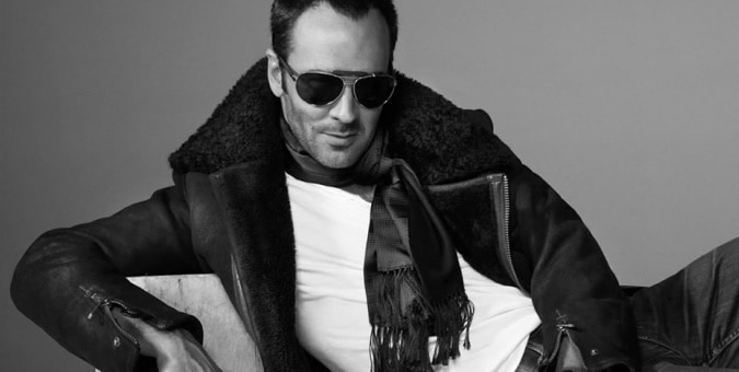 Tom Ford Launches Men's Cosmetics Line