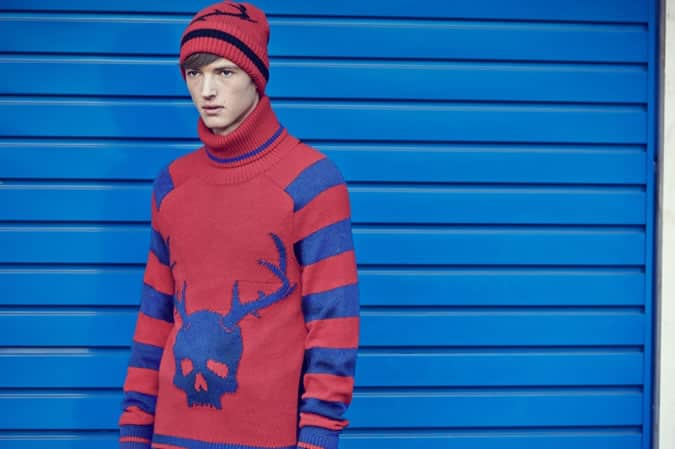 Topman x Sibling Knitwear Collection