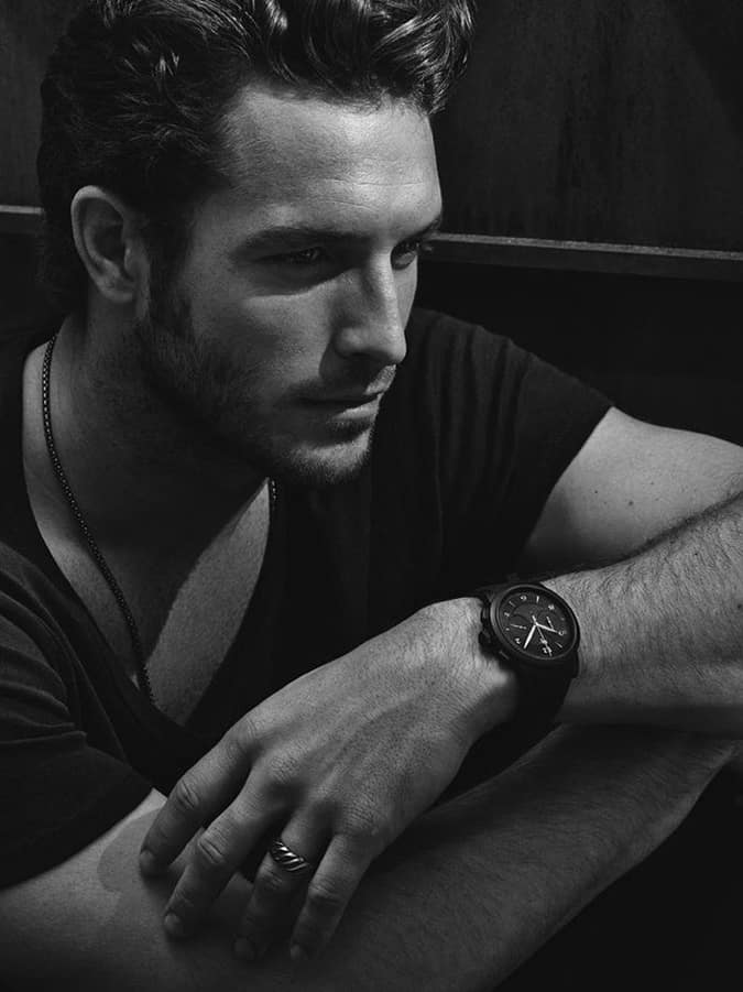 Justice Joslin for David Yurman AW13 Lookbook