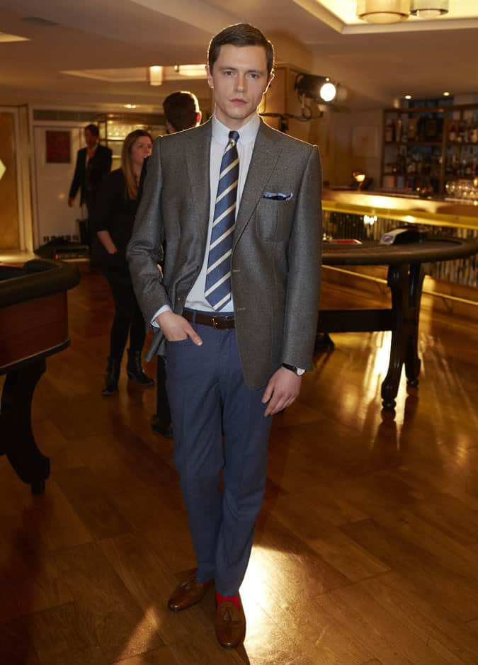 Chester Barrie – LC:M AW14 Collection