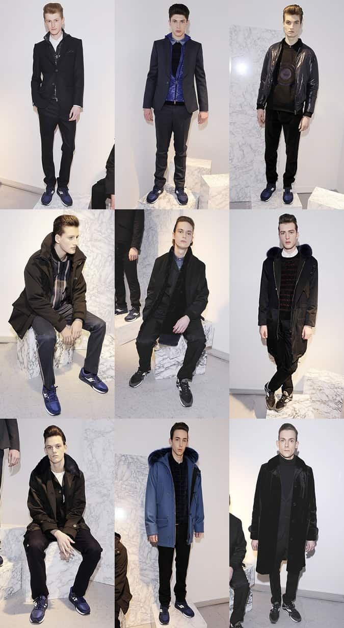 Baartmans and Siegel - LC:M AW14 Collection