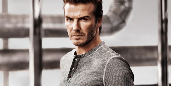 David Beckham For H&M: Super Bowl XLVIII