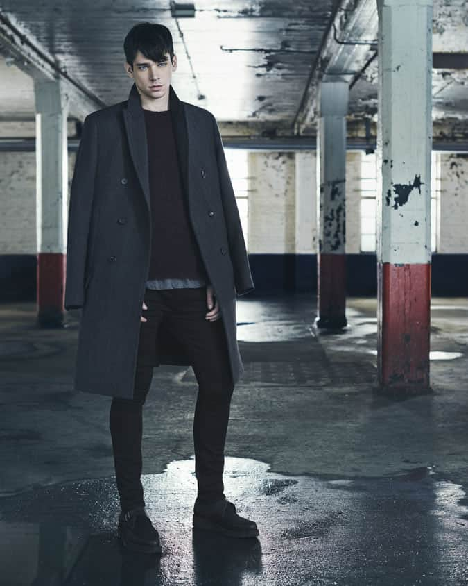 AllSaints AW14 Collection