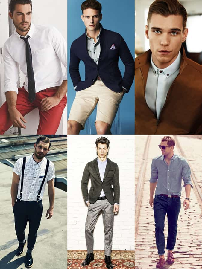 91e754cb11d Five Items You Can Wear Casually Or Smart