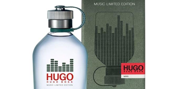 Hugo Music Man Limited Edition Fragrance | FashionBeans