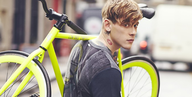 River Island Men's RI Cycle Clothing