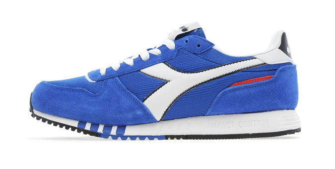 Diadora Royal Blue Trainer Pack