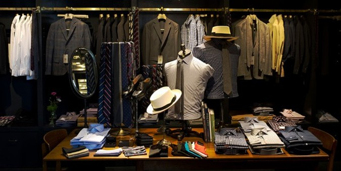 Todd Snyder Tokyo Store