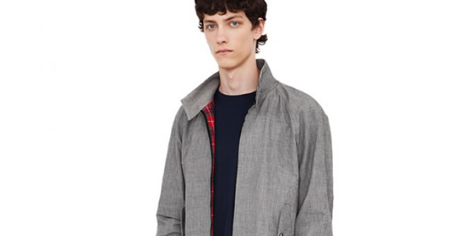 Margaret Howell x Baracuta G3 Harrington Jacket