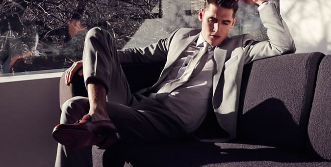 A Guide To Contemporary Men's Trouser Lengths