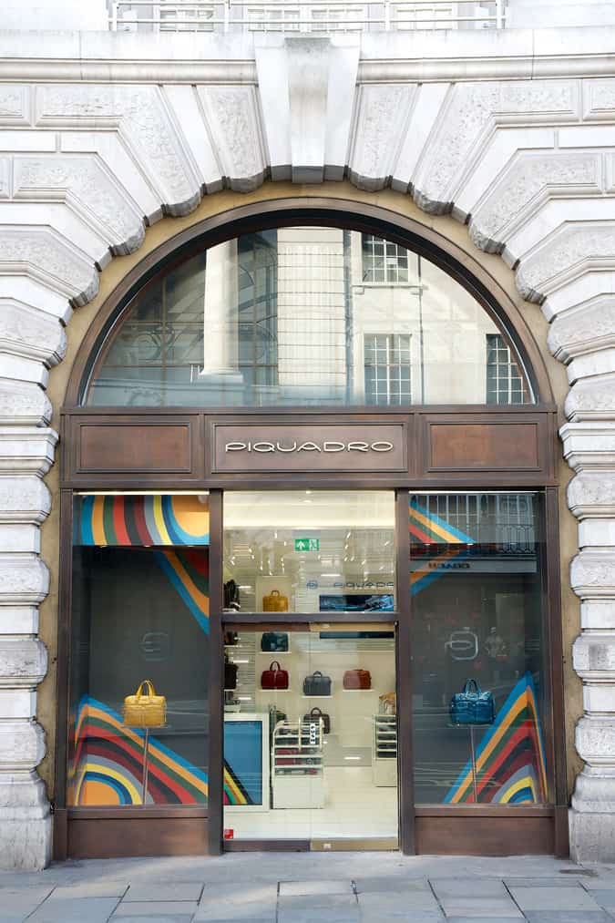 Piquadro open first London flagship store