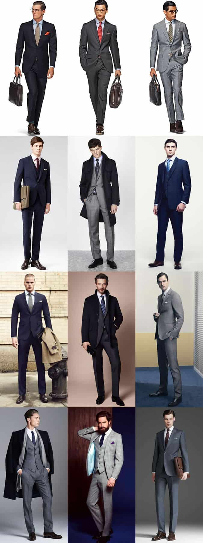 Men's Boardroom/Corporate/City Slicker Suits