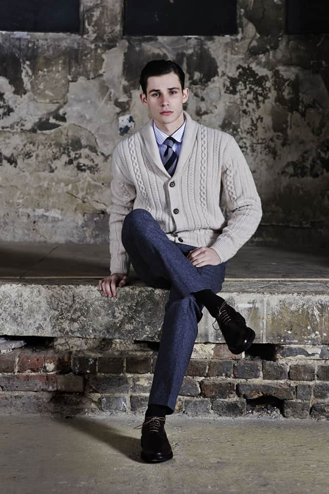 Hammond & Co AW14 Collection